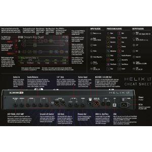 Procesor Chitara Line 6 Helix LT