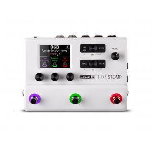 Procesor Chitara Line 6 HX Stomp White Special Edition