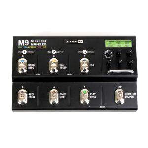 Procesor chitara Line 6 M9 Stompbox