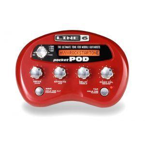 Procesor Efect Chitara Line 6 Pocket Pod