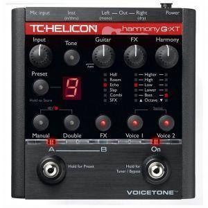 Procesor Efecte TC Helicon Harmony G XT