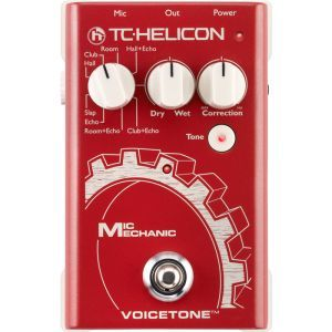 Procesor Efecte TC Helicon Mic Mechanic