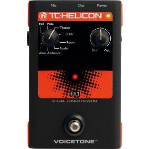Procesor Efecte TC Helicon Voice Tone R1