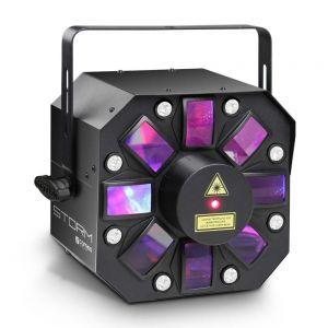 Proiector Efecte Cameo Storm 5x3W RGBAW