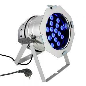 Proiector LED Par Cameo PAR 64 18x3W TRI LED RGB S