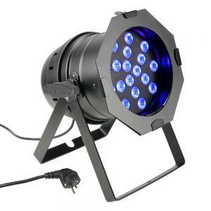 Proiector LED Par Cameo PAR 64 18x3W TRI LED RGB