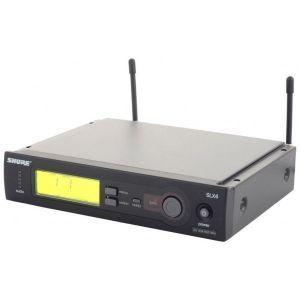 Receptor Wireless Shure SLX 4 / S6