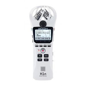 Recorder Digital Zoom H1N White Limited Edition
