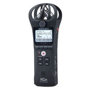 Recorder Digital Zoom H1n