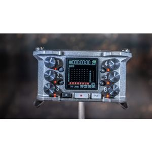 Recorder Multitrack Portabil Zoom F6