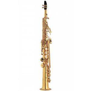 Saxofon Sopran Amati ASS 82 Pbns BB