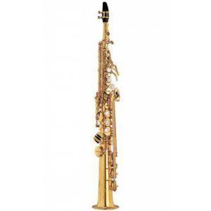 Saxofon Sopran Amati ASS 83 Pbns BB