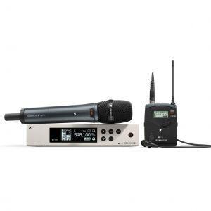 Microfon fara fir Sennheiser EW 100 G4-ME2/835-S-B