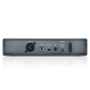 Microfon fara fir Sennheiser XSW 1-835-B