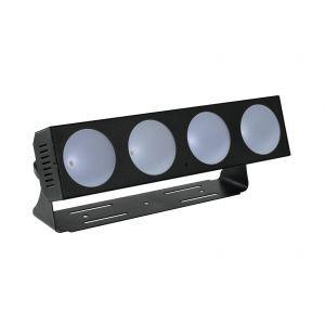 Set bare de leduri 2x Eurolite LED CBB-4 COB RGB + Case