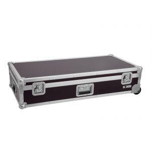 Set bare de leduri 4x Eurolite LED STP-10 Sunbar 3200K 10x5W + Case