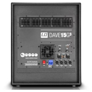 Set Boxe LD Systems Dave 15 G3