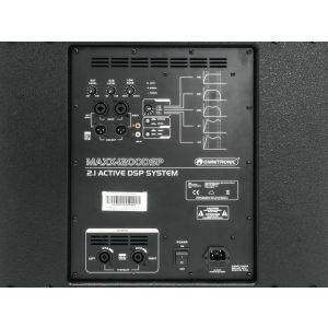 Set Boxe Omnitronic MAXX 1200DSP 2.1