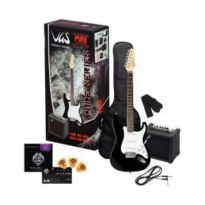Set chitara electrica VGS RC 100 BK
