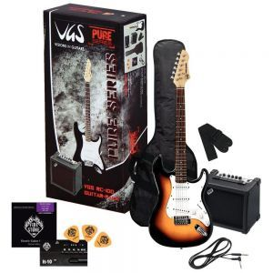Set chitara electrica VGS RC-100 SB