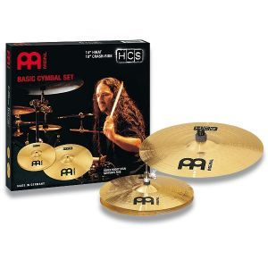 Set Cinele Meinl HCS 14/18