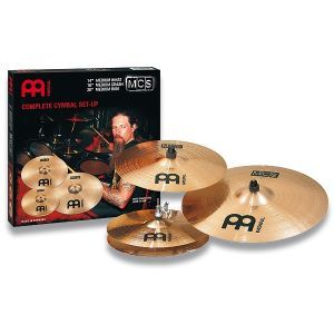 Set Cinele Meinl MCS 14/16/20