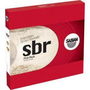 Set Cinele Sabian SBR First Pack