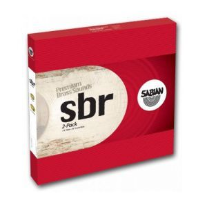 Set cinele Sabian SBR Two Pack SBR5002