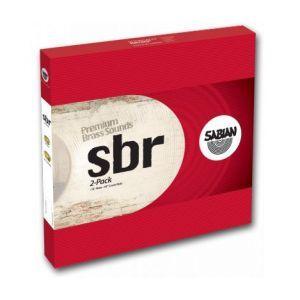 Set cinele Sabian SBR Two Pack SBR5002