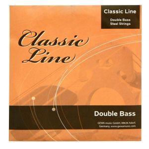 Set Corzi contrabas Gewa DoubleBass Classic Line 4/4