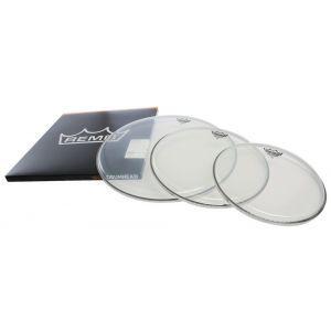 Set Fete Toba Remo Ambassador Clear Propack 10 12 16