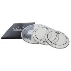 Set Fete Toba Remo Pinstripe Clear Propack 10 12 16