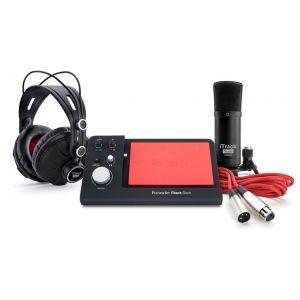 Set Interfata Audio Focusrite iTrack Dock Studio Pack