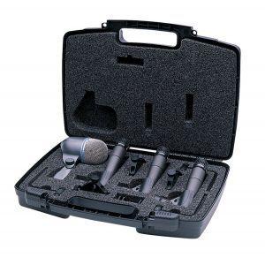 Set Microfoane Cu Fir Shure DMK57-52