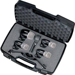 Set Microfoane Cu Fir Shure PGDMK4