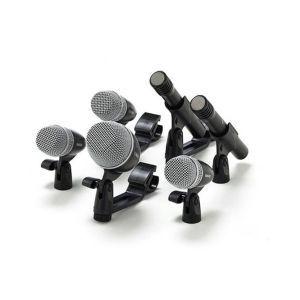 Set Microfoane Cu Fir Shure PGDMK6