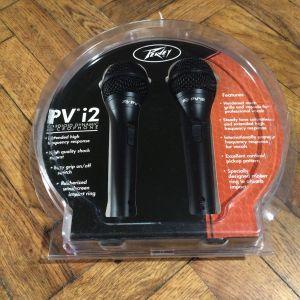 Set Microfoane Peavey PA-PVi 2 MIC