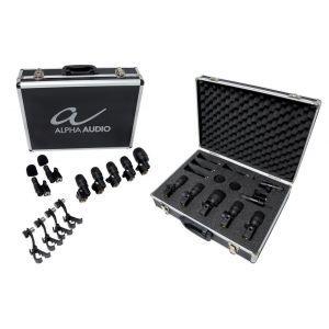 Set Microfoane pt Tobe Alpha Audio DUMBOX 7