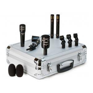 Set Microfoane Tobe Audix DPQUAD