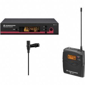 Set Microfon fara fir Sennheiser EW 122 G3-1G8