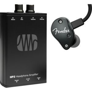Set monitor in ear Fender MXA2