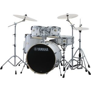 Set Tobe Acustice Yamaha SBP2F5 PW7 Stage Custom Birch
