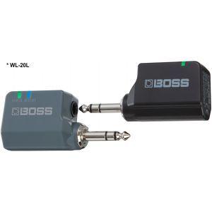 Sistem fara fir pentru instrumente Boss WL-20L