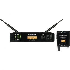 Sistem fara fir pt instrumente Line 6 XD V75TR