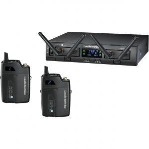 Sistem fara fir tip instrumental set Audio Technica ATW 1311 System 10 Pro