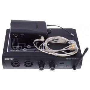 Sistem In-ear Shure PSM 200 SE215 Set Q3