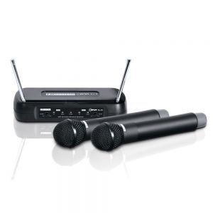 Sistem Microfon fara fir LD Systems ECO 2X2 HHD 2