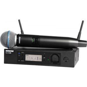 Sistem Microfon fara fir Shure GLXD24RE/BETA58