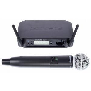 Sistem Microfon fara fir Shure GLXD24/SM58