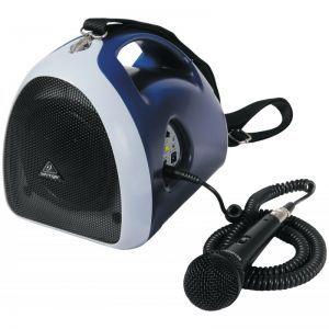 Sistem Portabil Behringer Eurosound Megaphone XT